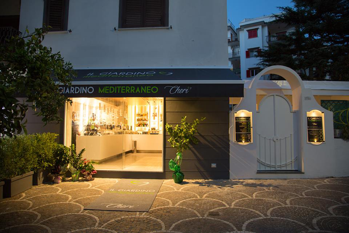 Cooking equipment for giardino mediterraneo in sorrento it - Giardino mediterraneo ...